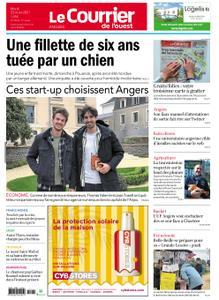 Le Courrier de l'Ouest Angers – 23 mars 2021