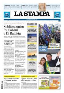 La Stampa Imperia e Sanremo - 2 Gennaio 2019