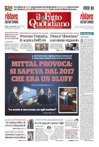Il Fatto Quotidiano - 07 novembre 2019