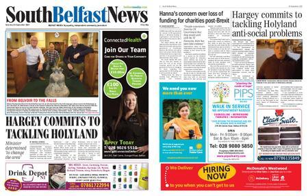 South Belfast News – September 23, 2021