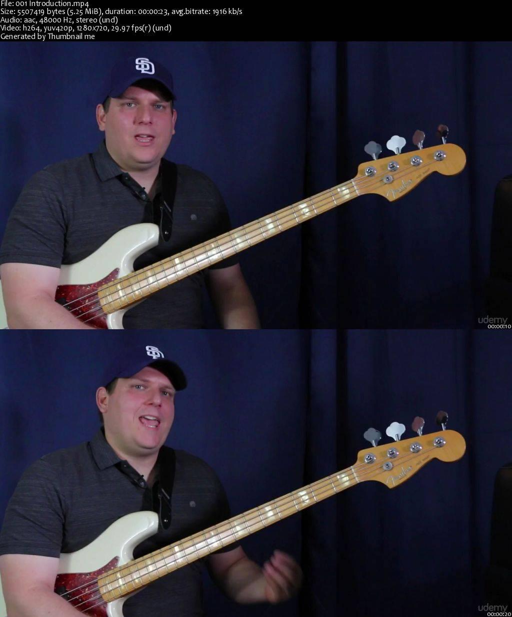 Pentatonic Scale Crash Course for Bass Guitar