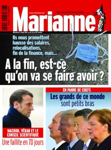 Marianne - 03 avril 2020
