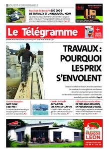 Le Télégramme Ouest Cornouaille – 23 février 2021