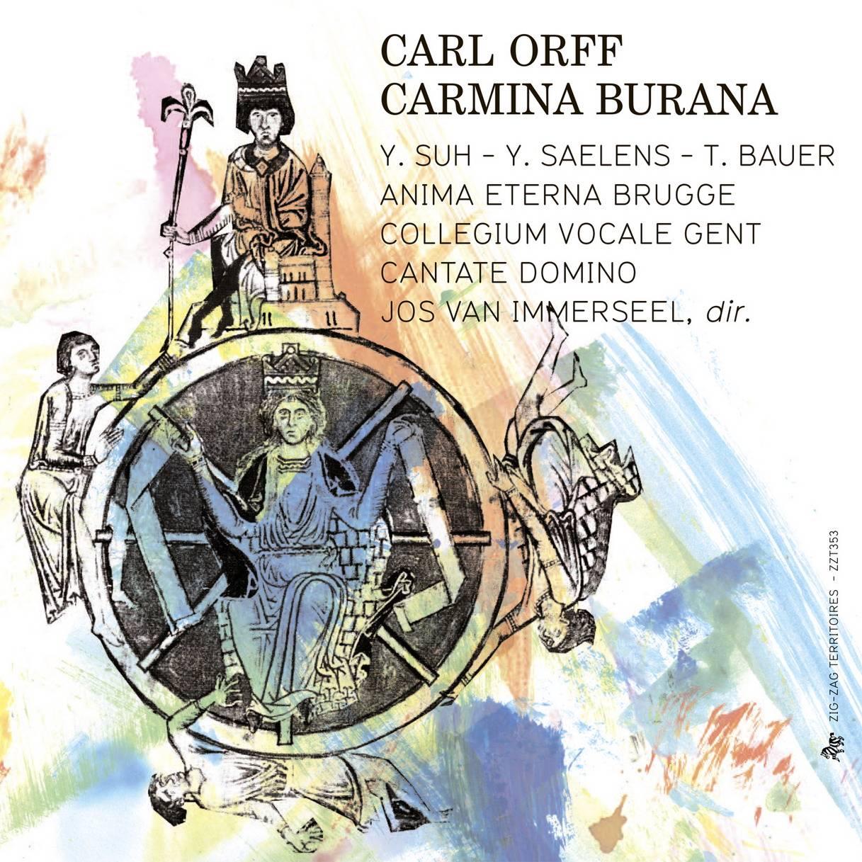 Anima Eterna Brugge & Jos van Immerseel - Orff: Carmina Burana (Cantiones profanae) (2014) [Official Digital Download 24/96]