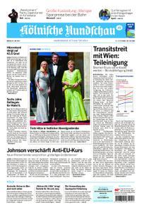 Kölnische Rundschau Wipperfürth/Lindlar – 26. Juli 2019