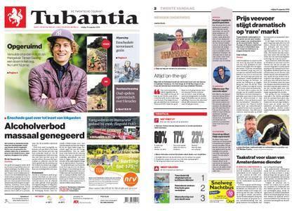 Tubantia - Enschede – 10 augustus 2018