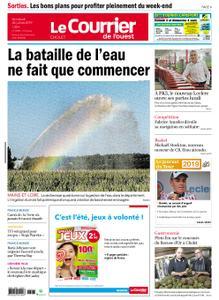Le Courrier de l'Ouest Cholet – 26 juillet 2019