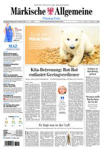 Märkische Allgemeine Fläming Echo - 16. Februar 2019