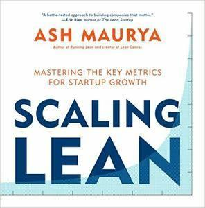 Scaling Lean: Mastering the Key Metrics for Startup Growth (repost)
