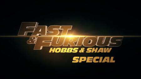 Sky Special - Fast And Furious: Hobbs And Shaw (2019)