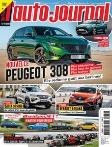 L'Auto-Journal - 25 mars 2021