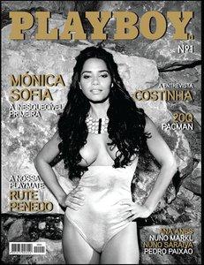 Playboy nº 1 - Portugal