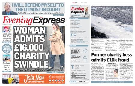 Evening Express – January 25, 2019