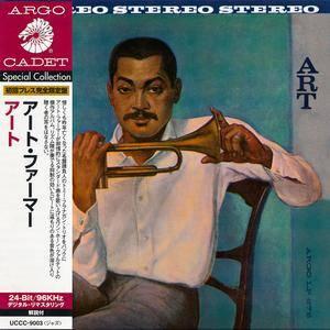 Art Farmer - Art (1960) Japanese Remastered Reissue 2002