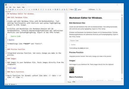 DA-Software MarkdownEditor Pro 1 2 0 / AvaxHome