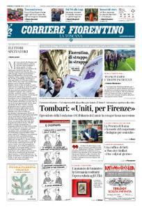 Corriere Fiorentino La Toscana – 12 maggio 2019