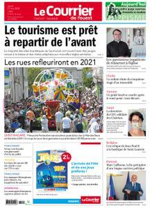 Le Courrier de l'Ouest Cholet – 21 mai 2020