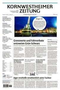 Kornwestheimer Zeitung - 26. Januar 2019