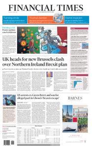 Financial Times USA - May 21, 2020