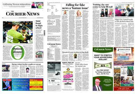 The Courier-News – September 14, 2018