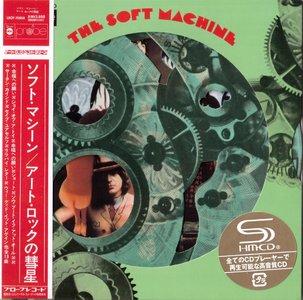 The Soft Machine - The Soft Machine (1968) {2013 Japan Mini LP SHM-CD Edition UICY-75650}