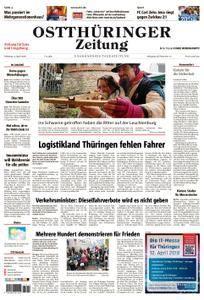 Ostthüringer Zeitung Jena - 03. April 2018