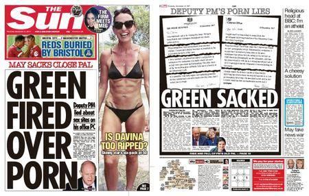 The Sun UK – 21 December 2017