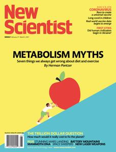 New Scientist - February 27, 2021