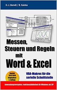 Messen, Steuern und Regeln mit Word & Excel