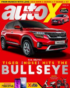 autoX - September 2019