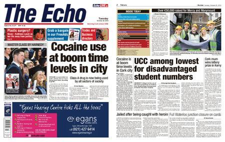 Evening Echo – October 22, 2019