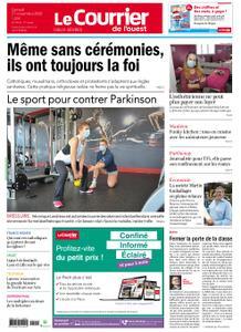 Le Courrier de l'Ouest Deux-Sèvres – 21 novembre 2020