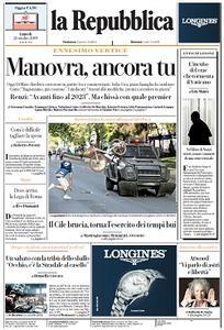la Repubblica - 24 Ottobre 2019