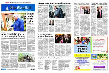 The Capital – April 03, 2019