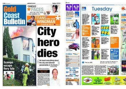 The Gold Coast Bulletin – July 13, 2010