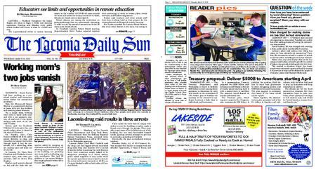 The Laconia Daily Sun – March 19, 2020