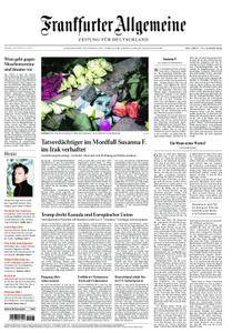 Frankfurter Allgemeine Zeitung F.A.Z. - 09. Juni 2018