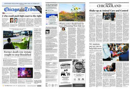 Chicago Tribune – July 02, 2018