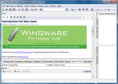 Wingware Wing IDE Professional 6.0.9-1