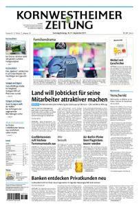 Kornwestheimer Zeitung - 16. September 2017