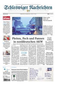 Schleswiger Nachrichten - 08. Januar 2019