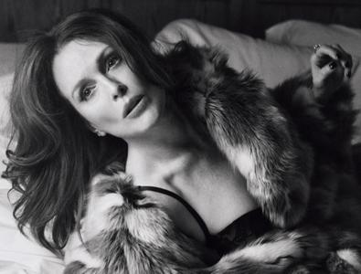 Julianne Moore by Lachlan Bailey for WSJ. Magazine November 2019