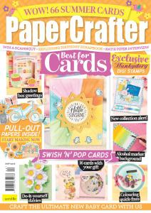PaperCrafter - Issue 162 - August 2021