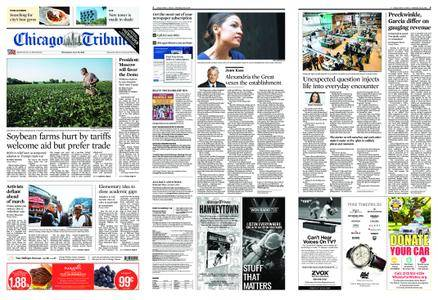 Chicago Tribune – July 25, 2018