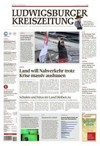 Ludwigsburger Kreiszeitung LKZ - 29 Januar 2021