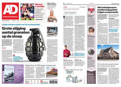 Algemeen Dagblad - Woerden – 25 april 2019