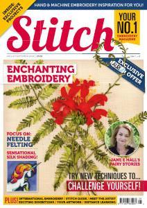 Stitch Magazine - Issue 120 - August-September 2019