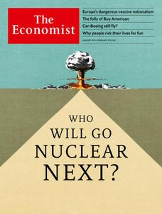 The Economist Middle East and Africa Edition – 30 January 2021