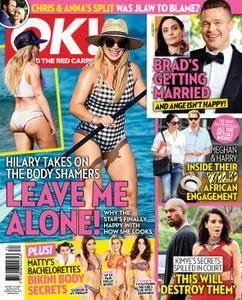 OK! Magazine Australia - August 21, 2017