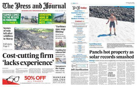 The Press and Journal Moray – July 03, 2018